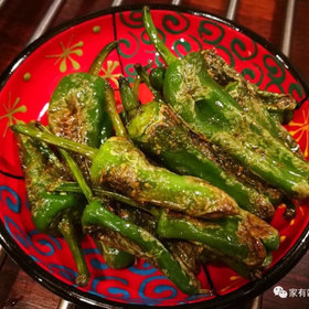 西班牙辣椒Tapa Padron Peppers